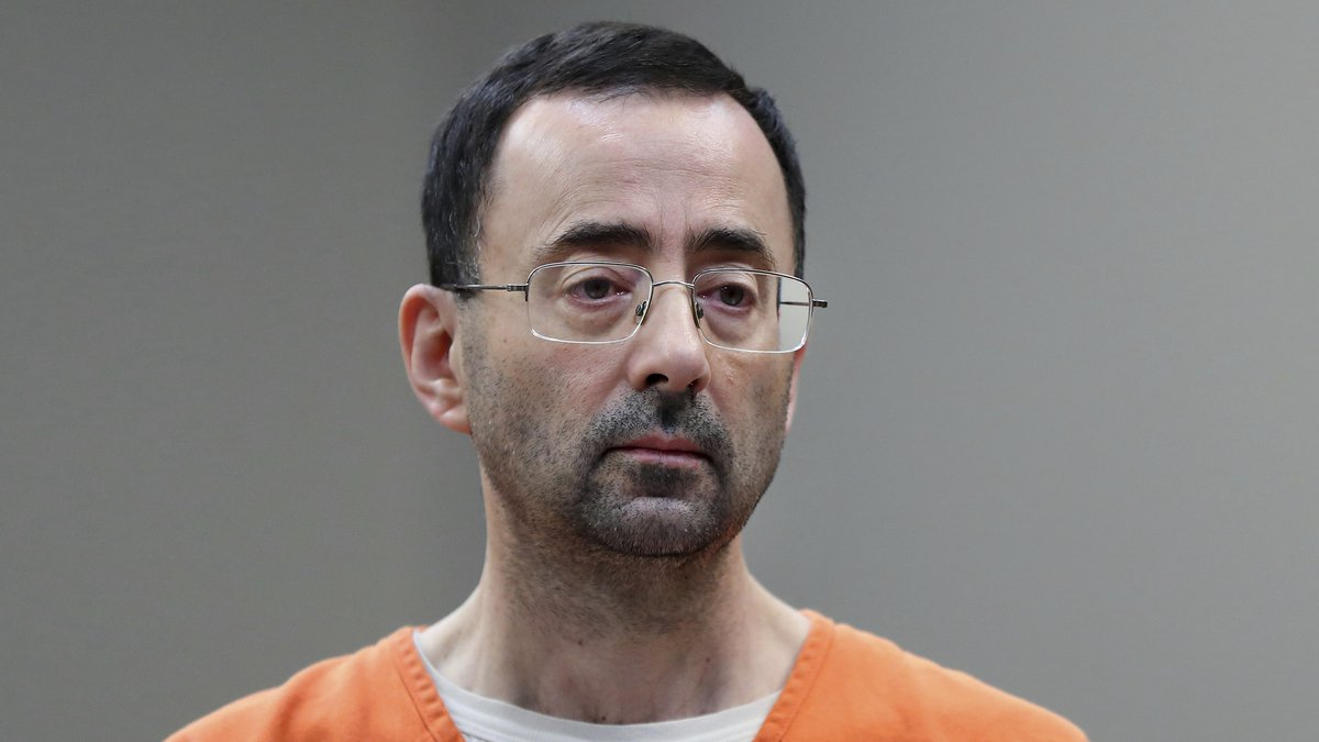 Larry Nassar, the former national team doctor, is serving decades in prison for sexual assault...
