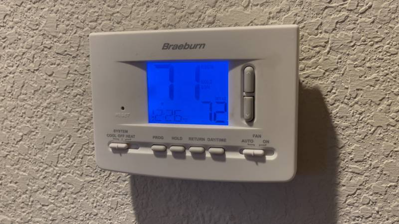 Local air conditioning company Rabroker said even if you don't turn your thermostat up to 78,...
