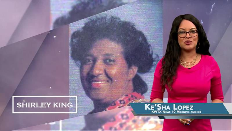 """You can see Shirley King's passion for people through her work as founder of """"Faith, Hope and..."""