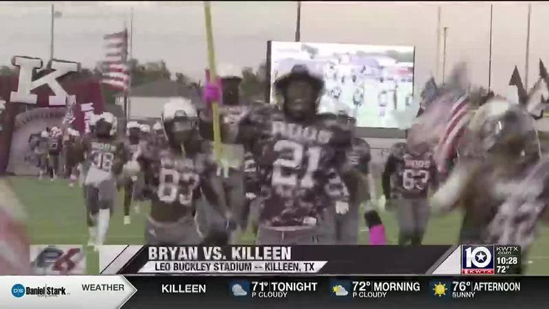Killeen vs Bryan