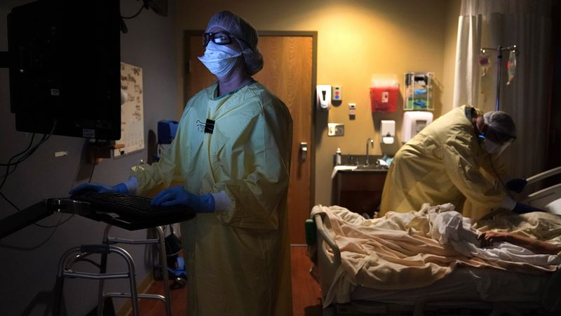 The state reported another 400 deaths from COVID-19 Friday while the virus claimed another 14...
