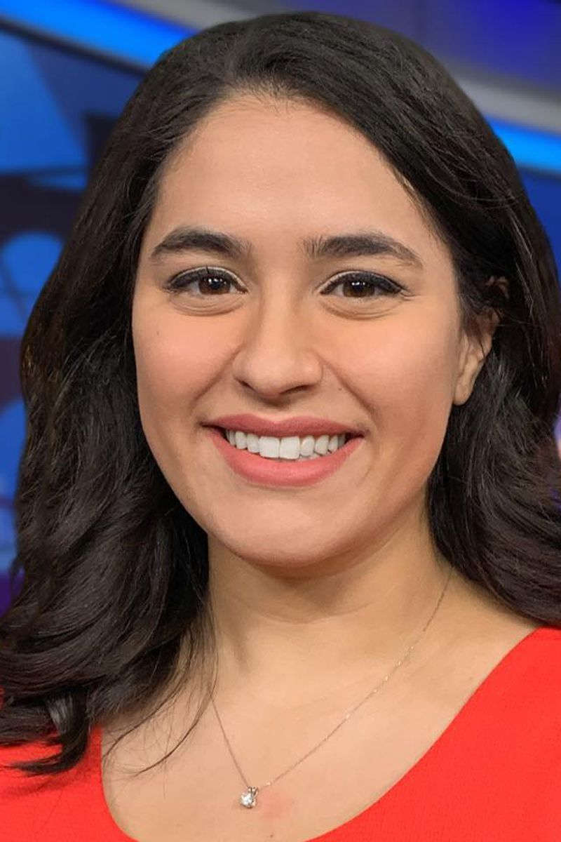 Headshot of Camille Hoxworth, Meteorologist