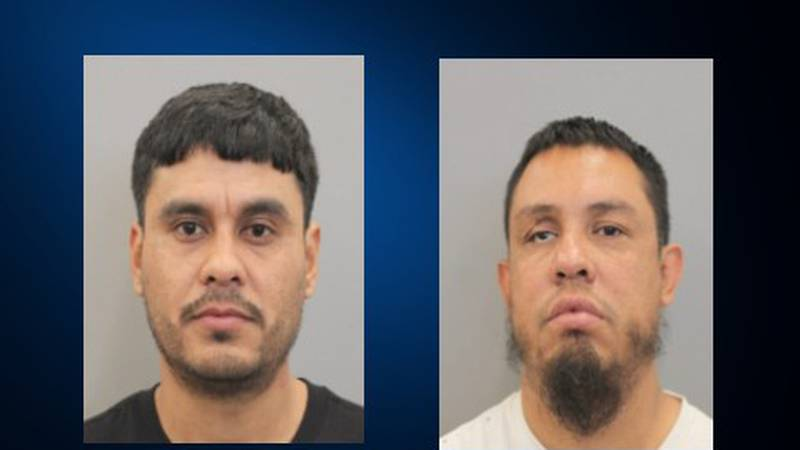 Manuel Mendoza Perales (left) and Jose Ivan Mendoza have both been charged in the murder of  49...