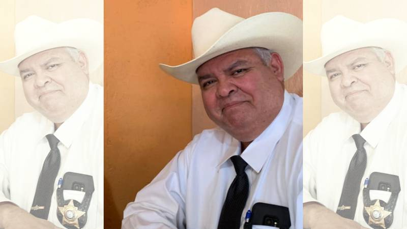 The Gonzales County Sheriff's Office is mourning the loss of its leader - Sheriff Robert Ynclan.