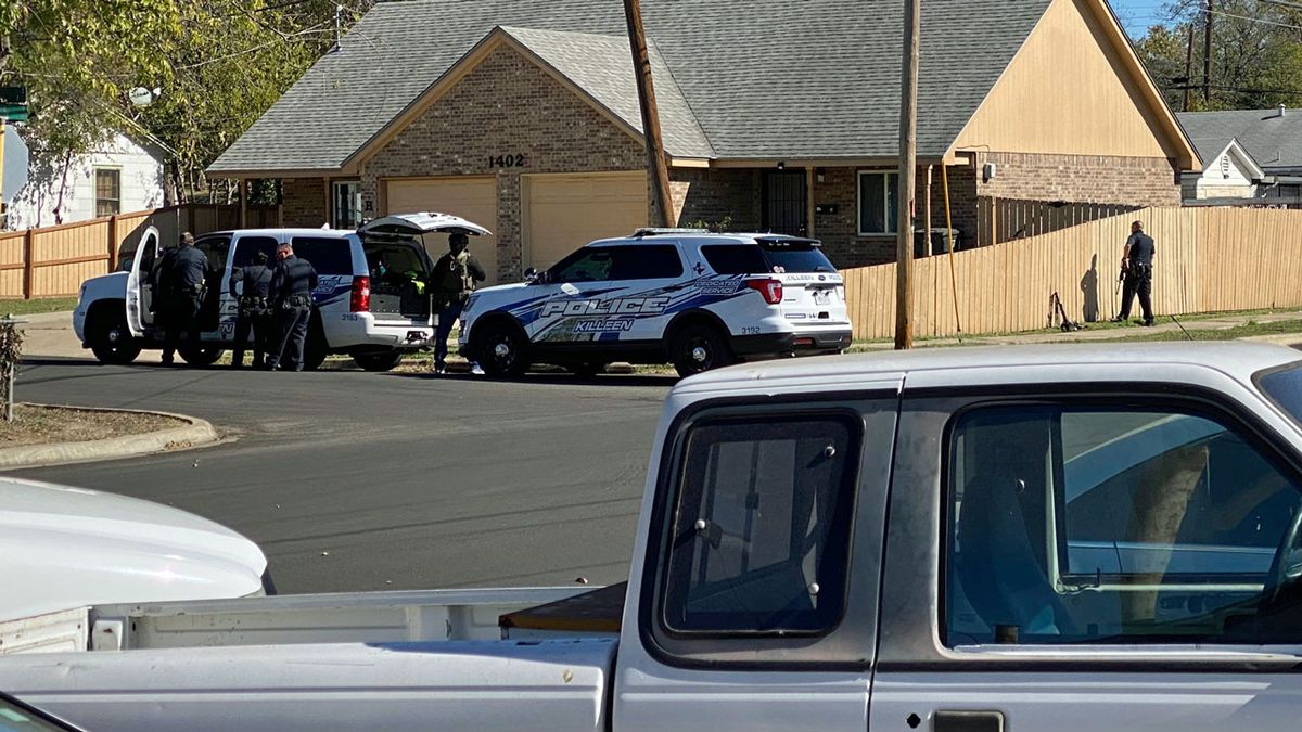 Killeen police were involved in a second standoff in less than 24 hours Tuesday.