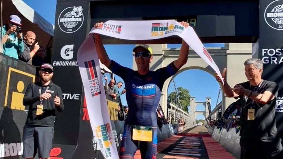 The Bicycle World Texas Ironman 70.3 Waco was ranked No. 1 in overall satisfaction in all of North America in the Ironman Athlete Choice Awards. (World Triathlon Competition photo)