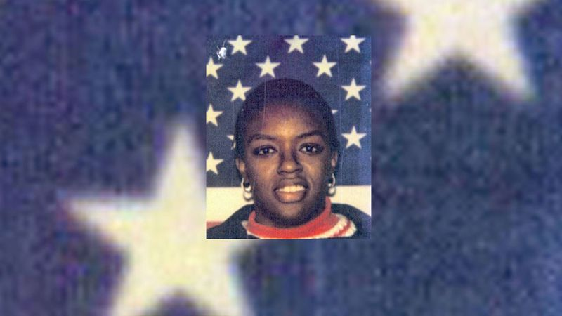 Melissa Theresa Cherry was 25 when she disappeared.