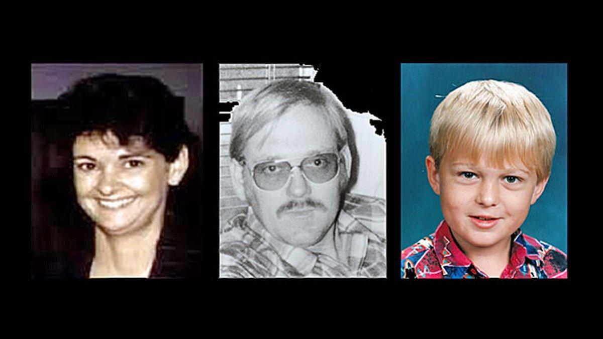 Latricia White (left), Lee Wackerhagen (center) and Chance Wackerhagen (right).  (Texas...