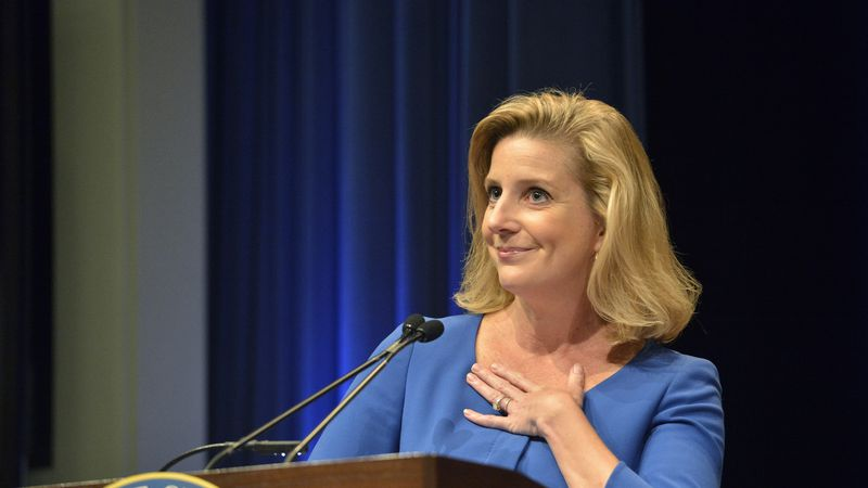 For the first time in U.S. history, a woman will be serving as the secretary of the Army. (DOD...