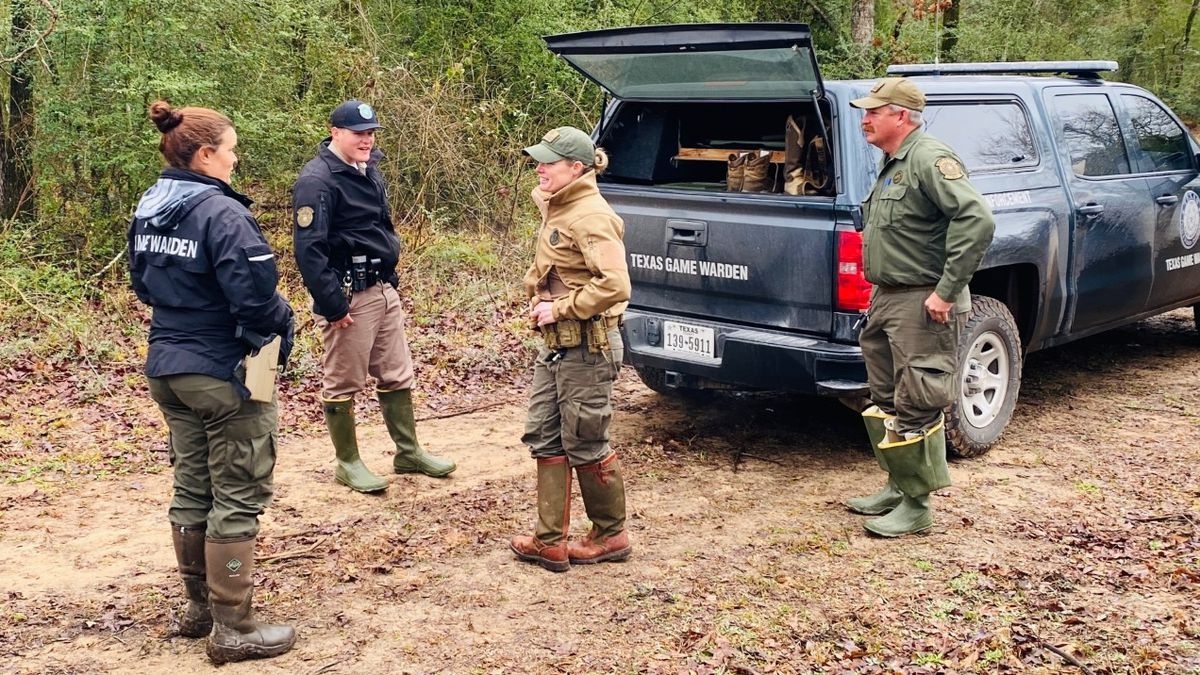 FCSO personnel along with a Texas Game Warden K-9 Unit searched the area Friday and Saturday...