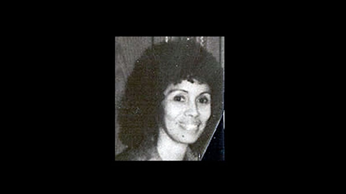 Lillian Morales Hefele was 40 when she died 40 years ago. (Fort Worth Police Dept. photo)