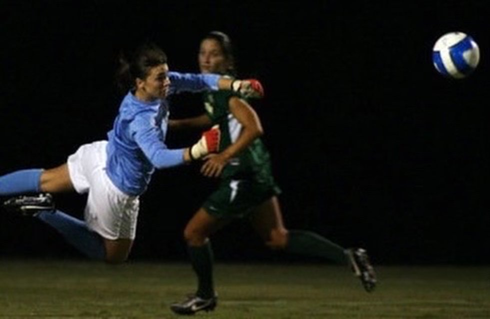 """Ashley Beard is a self-proclaimed """"soccer junkie"""" once played on the Sub-21 USA National Soccer..."""