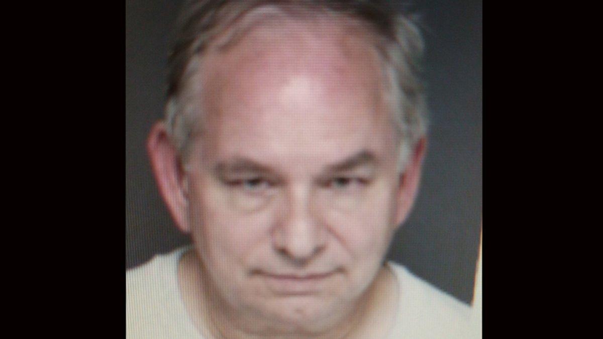 Ex-Marlin City Manager Alan Grindstaff. (Jail photo)