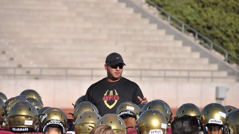 Ruben Torres III named Marlin head football coach