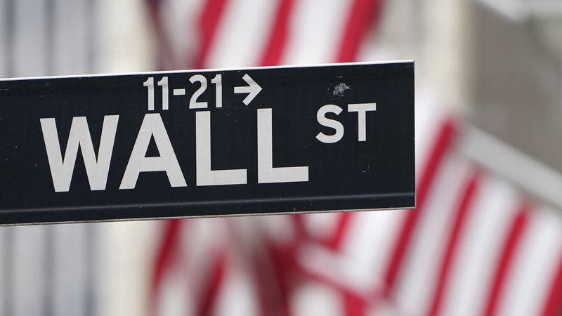 Stocks closed mixed Wednesday on Wall Street. (AP/file)