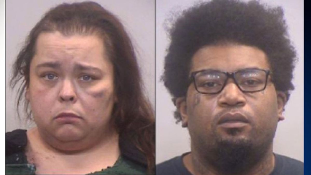 Irving Police have arrested and charged 30-year-old Leslie Curtis and her boyfriend,...