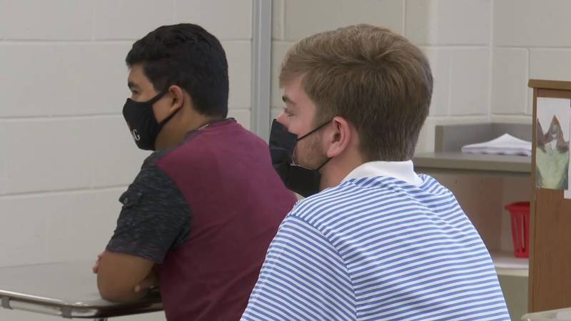 Project SAFE grants will help schools with funding they may lose because of implementing mask...
