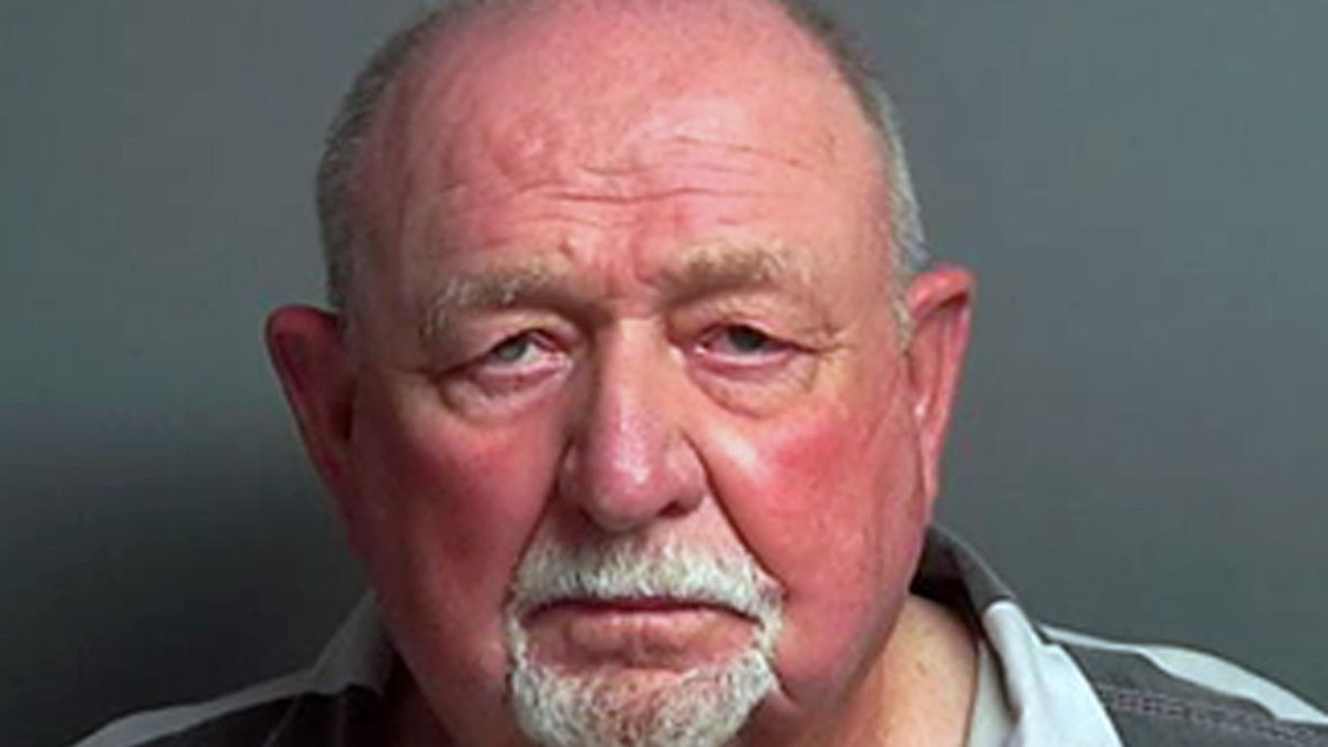 Rolf Meier was arrested Friday at his home.