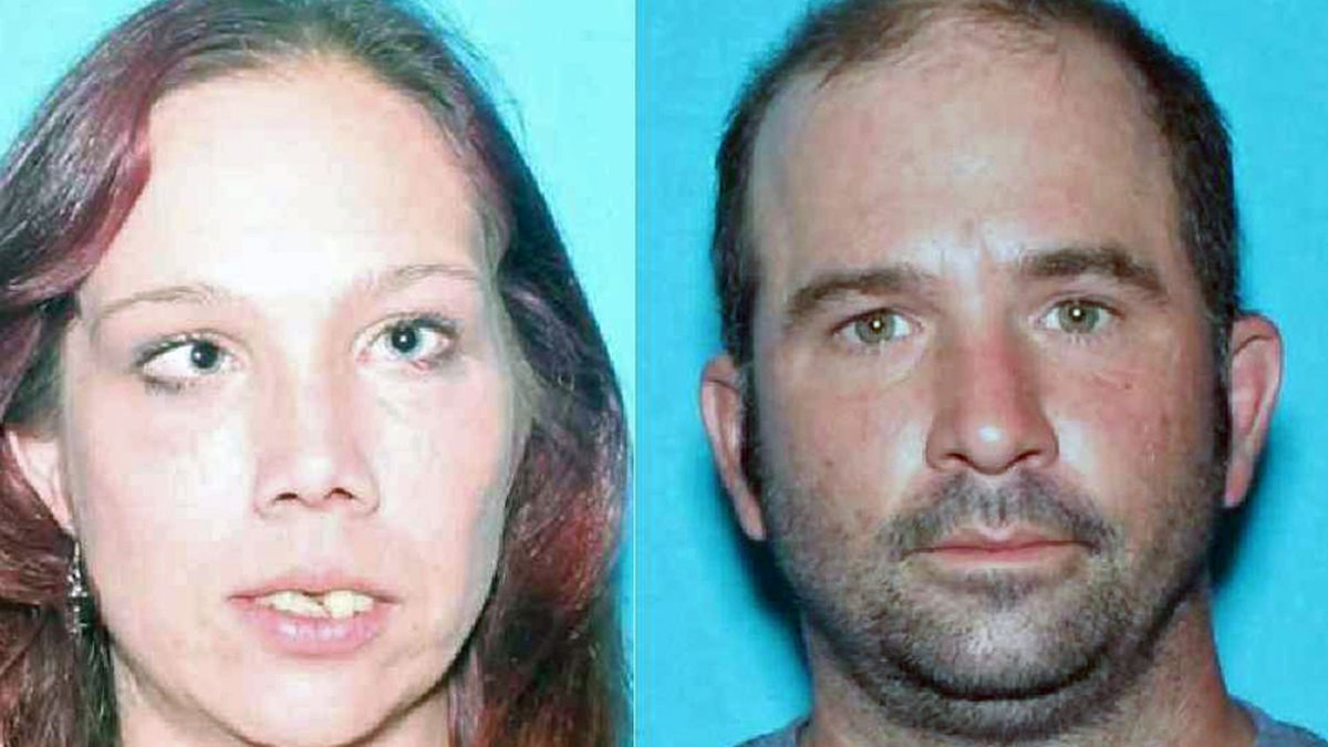 Monika Heidi Brackett (left) and Thomas Joseph Dowling III. (Bell County Sheriff's...