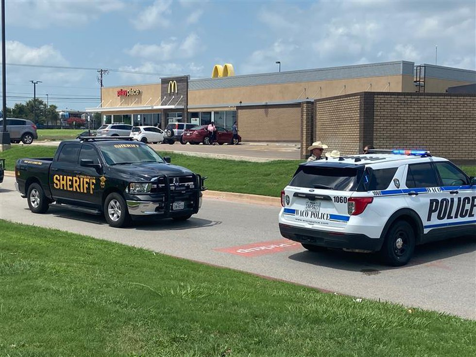 A reported bomb threat evacuated a Walmart Sunday on Franklin.