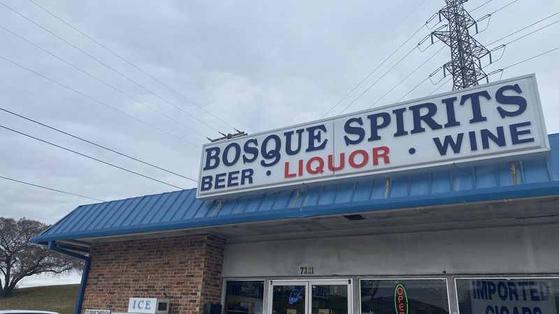 Bosque Spirits owner William Ammouri said sales have increased during pandemic.