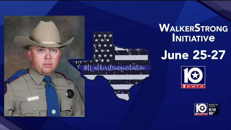 The event will help raise money to buy bullet-proof windshields for local patrol vehicles.