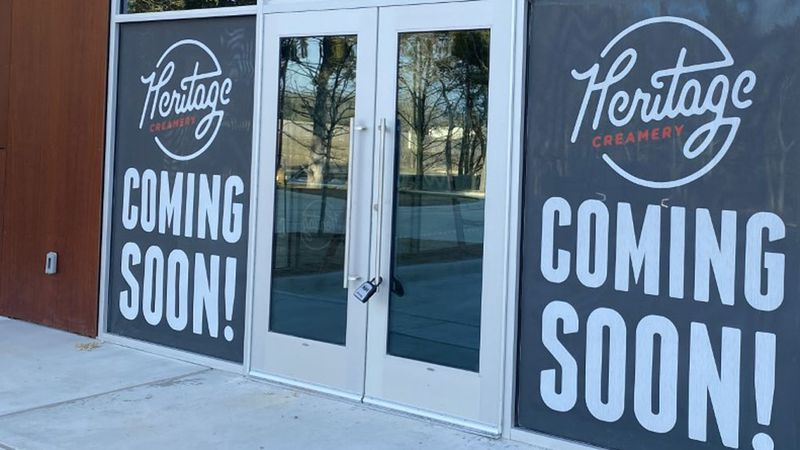 The new shop should open in late April or early May.