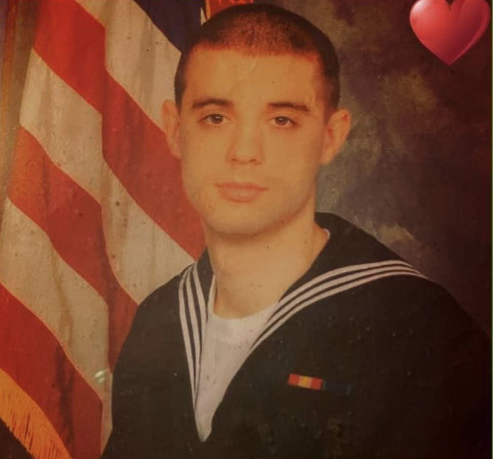 Sean Eggleston was a U.S. Navy veteran and had lived in Central Texas since 2010.