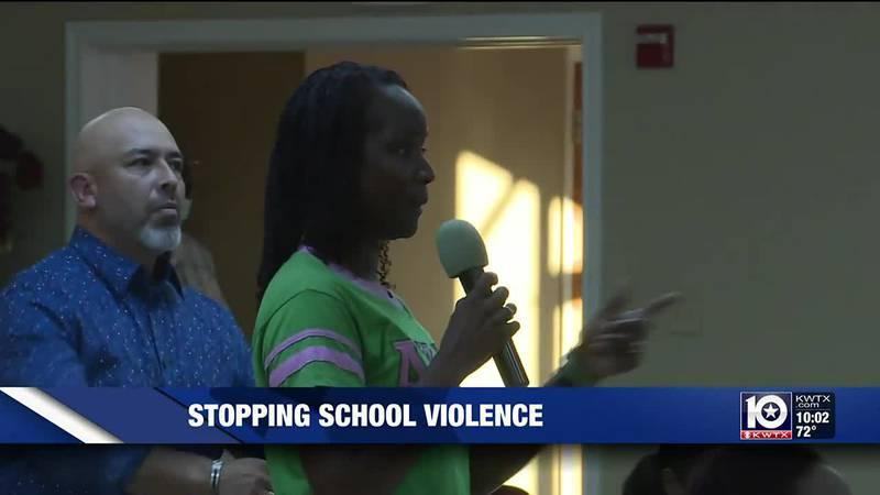 School violence in Killeen