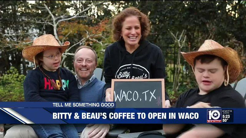 new coffee shop in waco