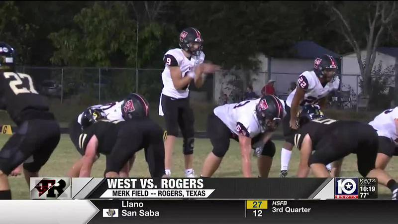 West beats Rogers in the Zimmerman Law Firm Marquee Matchup