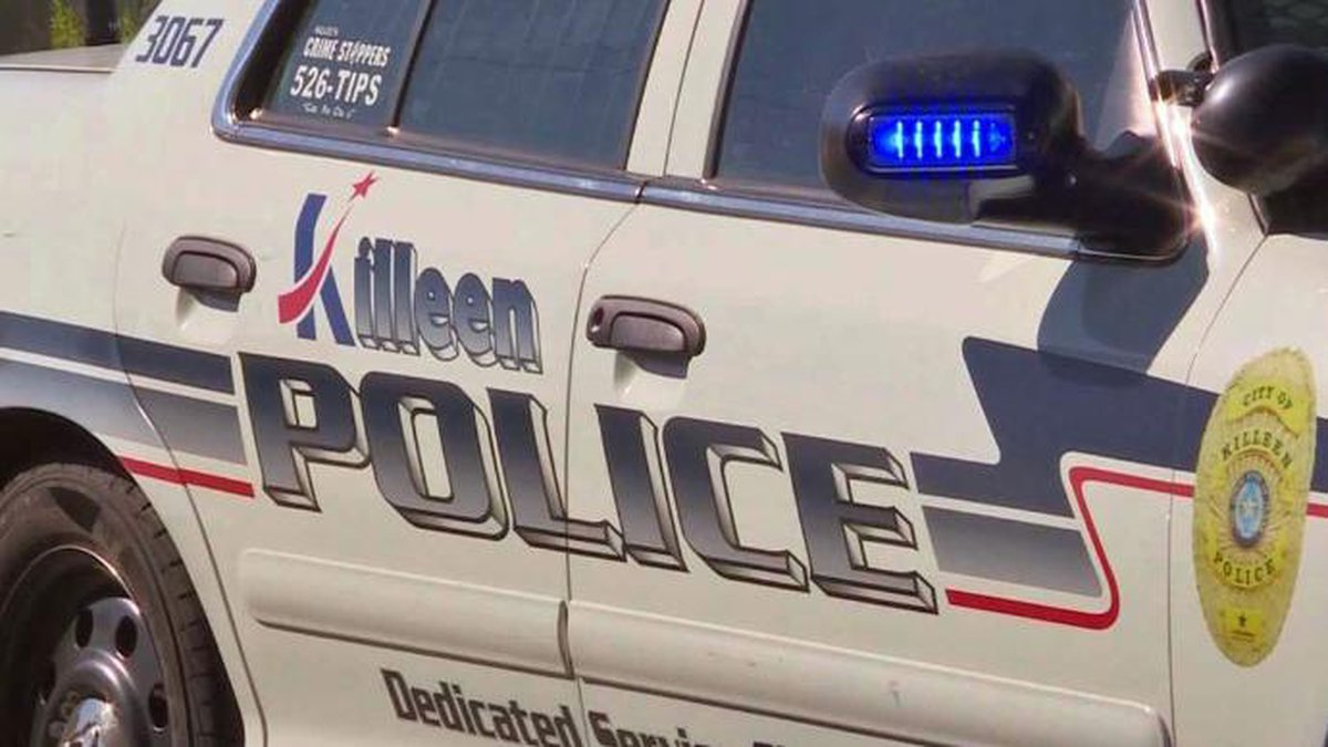 Officers pursued a stolen vehicle Friday through Williamson and Bell counties.