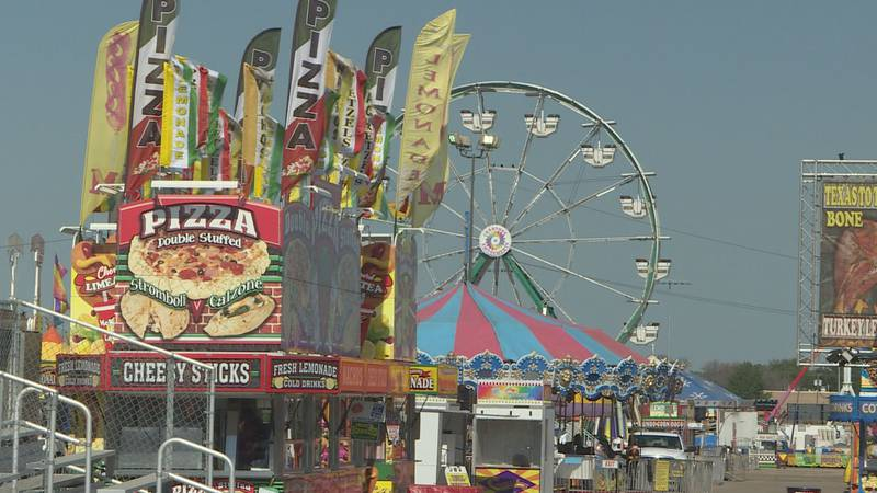 The Heart of Texas Fair and Rodeo was scaled down quite a bit last year due to the pandemic....