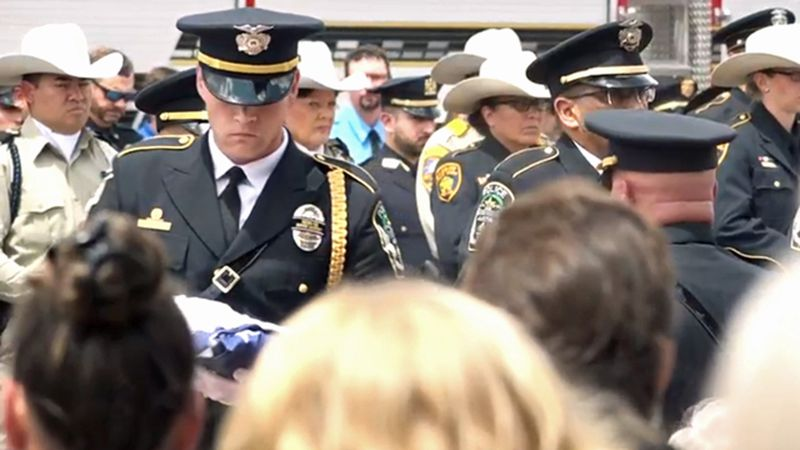 Deputy Samuel Alexander Leonard was remembered for his talent of making people laugh,...
