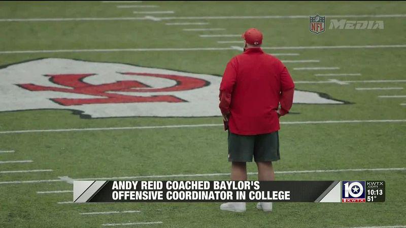 Andy Reid Kansas City Chiefs