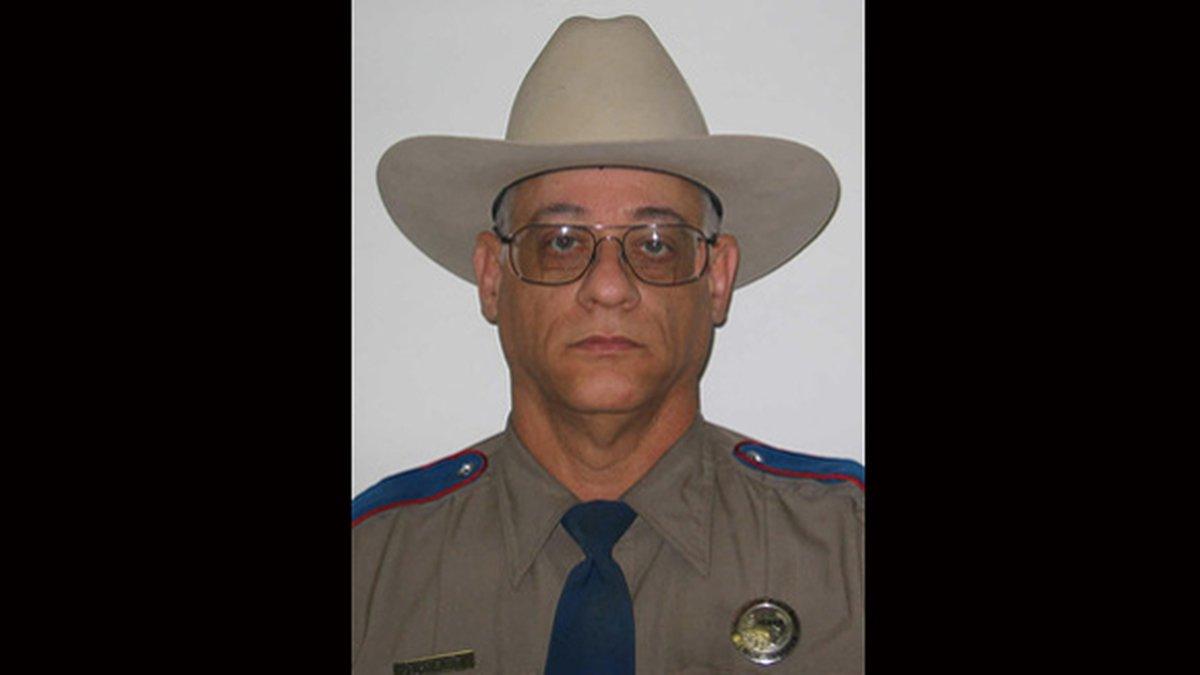 Texas Department of Public Safety Senior Trooper Thomas Nipper. (DPS photo)