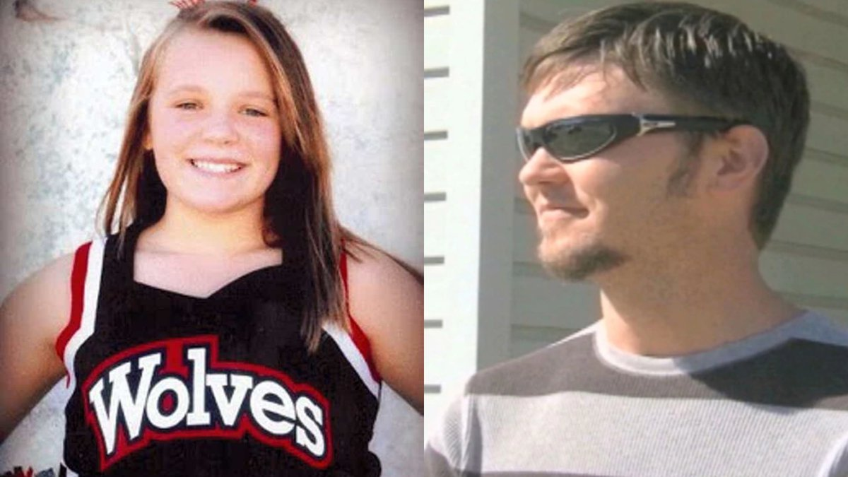 Texas Rangers tell KCBD Shawn Adkins (right) was arrested and charged in connection to Hailey...