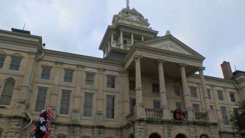 Bell County Courthouse. (Photo by Kathleen Serie)