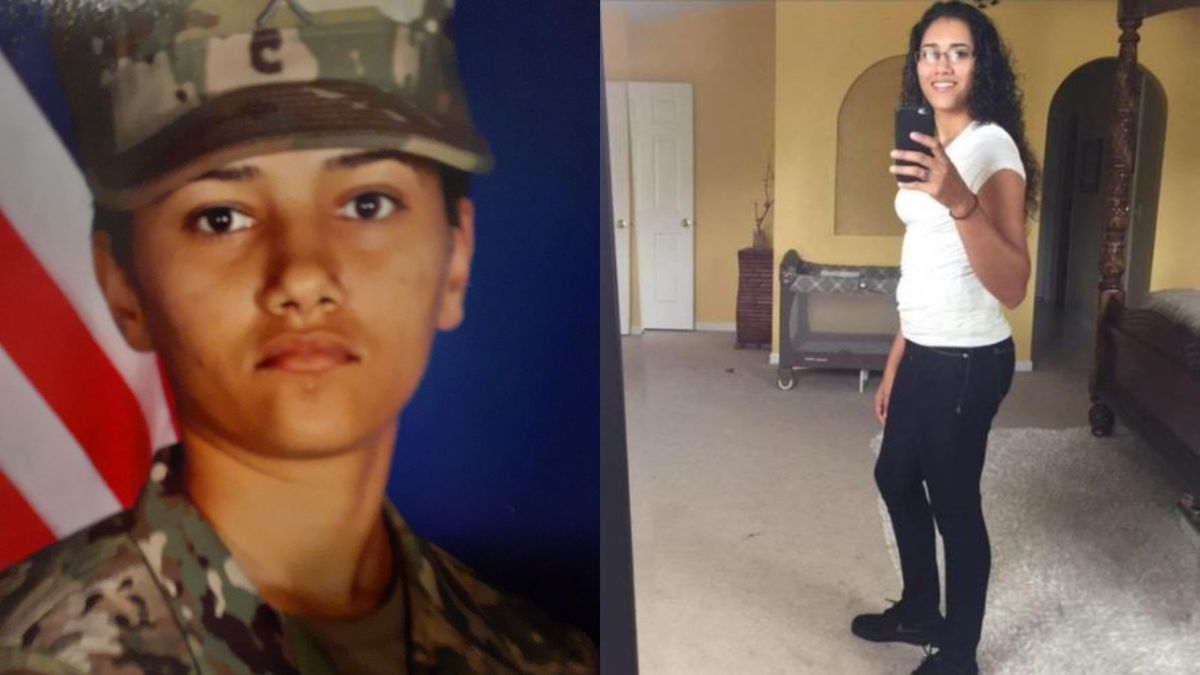 Fort Bliss asked the public for help locating missing Specialist Oranda Herminette Perez...