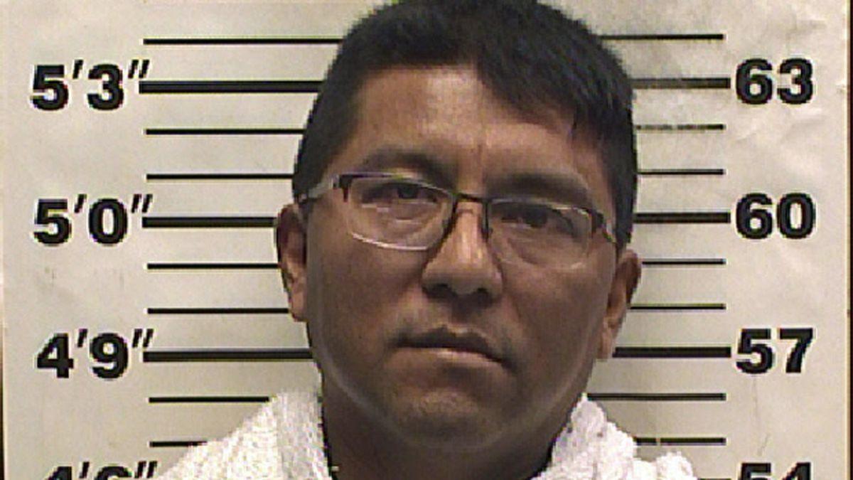 Ramon Santuario-Mendoza. (Jail photo)