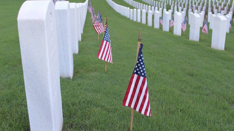 Members of Congress are looking to give back to the families of service members that gave their...