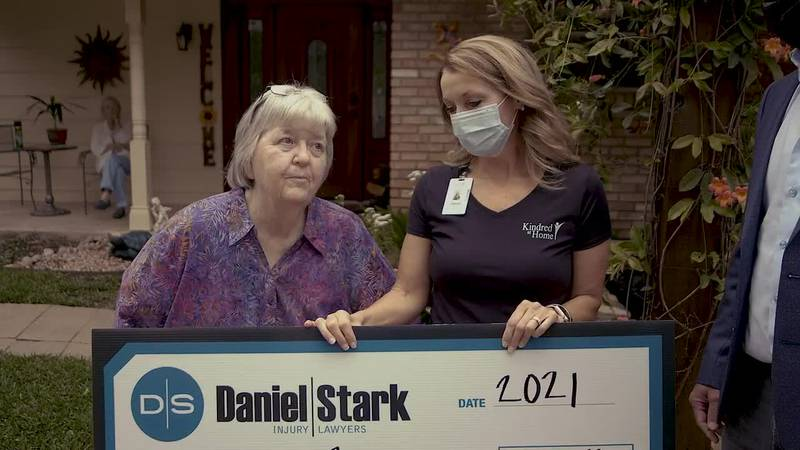This week's Be Remarkable takes us to Woodway where a physical therapist is putting her...
