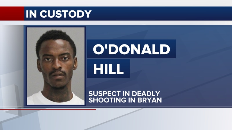 O'Donald Hill turned himself in to authorities Monday evening and is being charged on multiple...