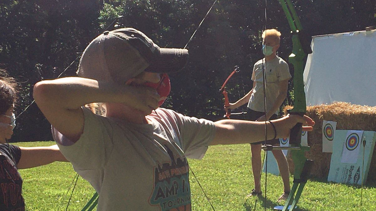 The state is launching a rapid COVID-19 testing program for Texas summer camps. (File)