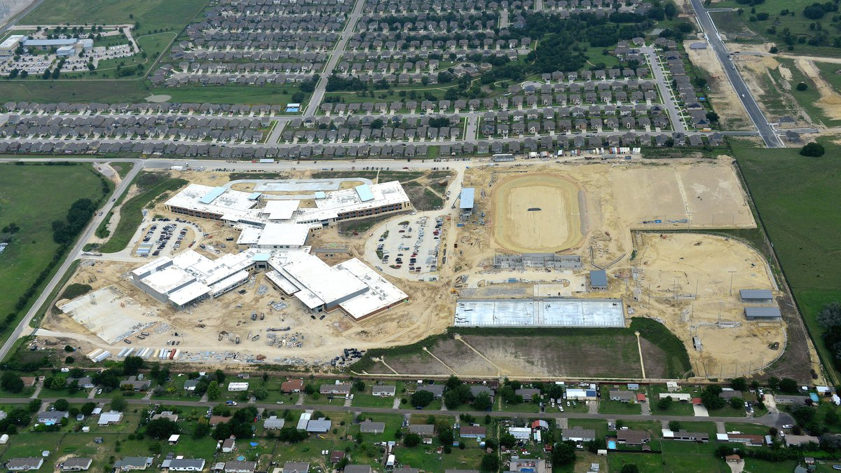 KISD seeks community  feedback for upcoming rezoning for Chaparral High School.