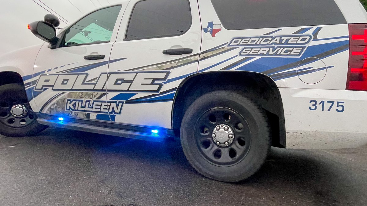 Killeen police file photo