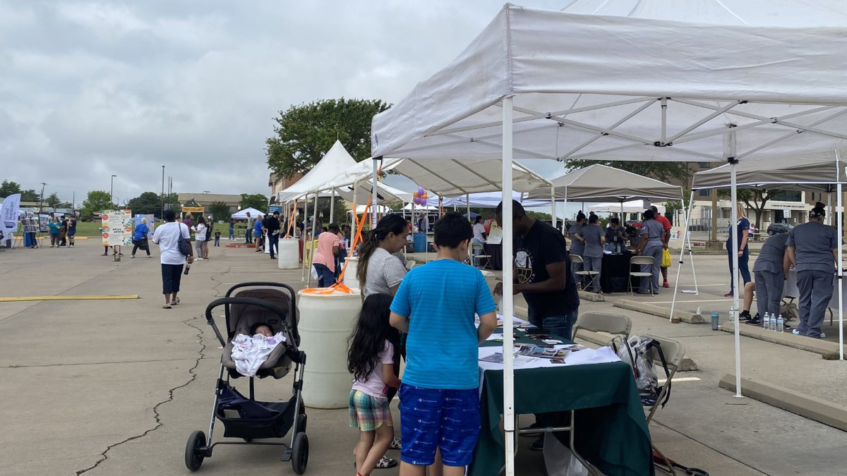 Waco Family Clinic hosted the Health Families Expo Saturday to emphasize the importance of...