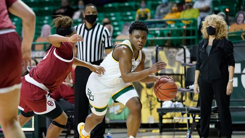 Lady Bears roll past OU