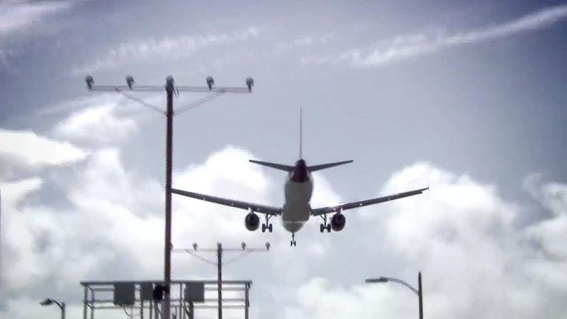 The TSA says nearly 1.2 million people went through U.S. airports on Sunday.