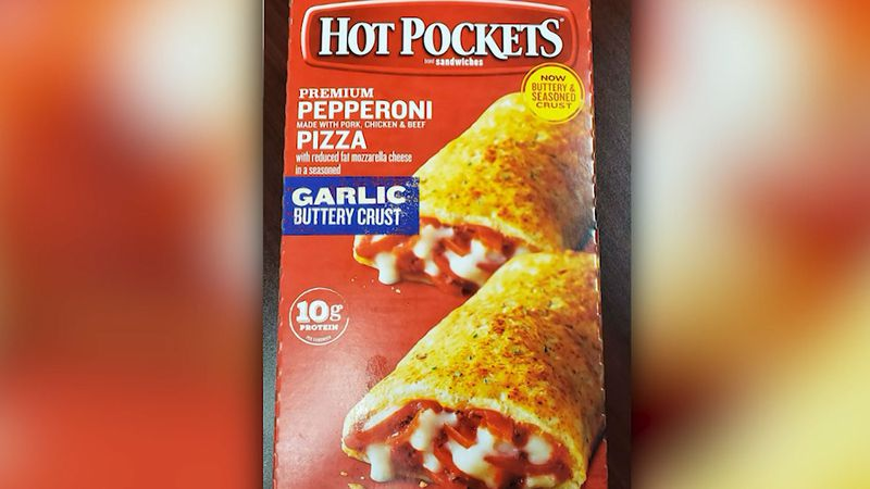 More than 760,000 pounds of Hot Pockets have been recalled because of concerns they could...